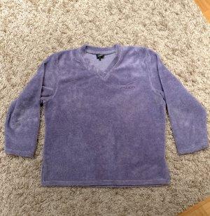 Kuscheliger Winter Pullover /Sweater v Venice Beach activewear Flieder/ Violett oversized Gr. L