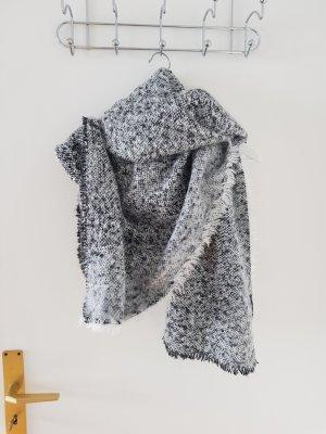 Zara Sciarpa di lana multicolore