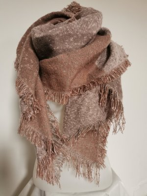 Boutique Fringed Scarf multicolored