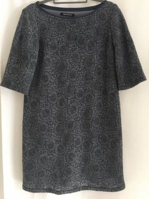 Kuscheliges Herbst-Winterkleid  PENNYBLACK- Grau -Gr L