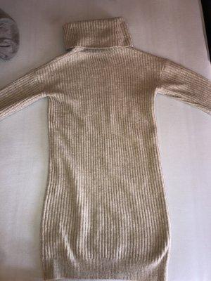 Pimkie Sweater Dress nude-cream