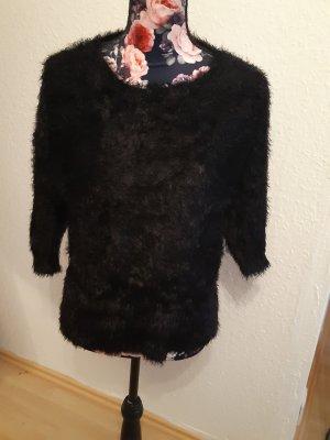 Alba Moda Wool Sweater black