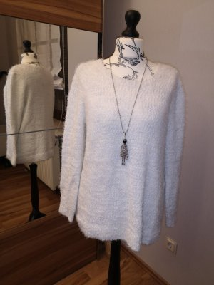 Montego Wool Sweater natural white