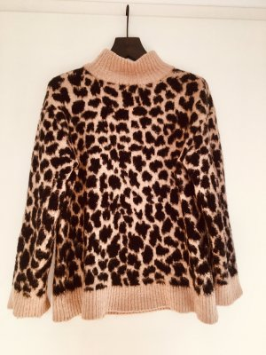 NA-KD Oversized Sweater multicolored