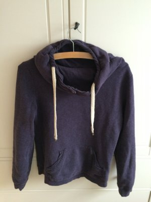 Campus by Marc O'Polo Sweater donkerpaars-grijs-paars