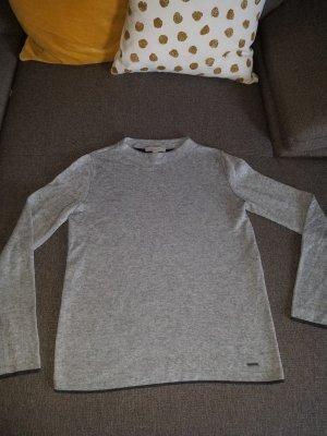 Kuschelweicher Comma Pullover mit Wolleanteil
