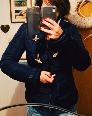 Alcott Donsjack donkerblauw