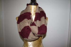 Atmosphere Tube Scarf multicolored