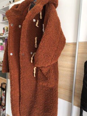 C&A Hooded Coat brown
