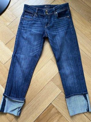 Kut from the Kloth Jeans 7/8 bleu foncé