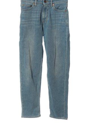 Kuyichi Jeans a vita alta blu stile casual