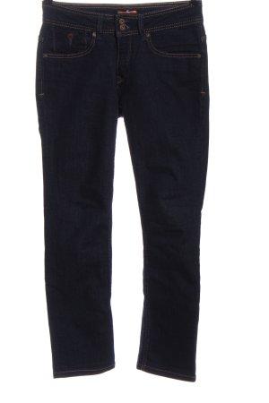 Kuyichi Jeans vita bassa blu stile casual