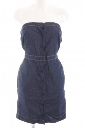 Kuyichi Jeanskleid blau Casual-Look
