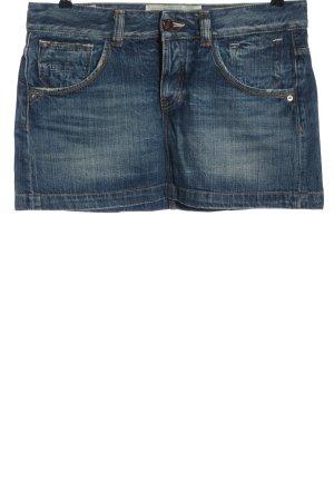 Kuyichi Gonna di jeans blu stile casual