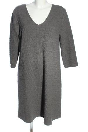 Kyra&Ko A-Linien Kleid hellgrau Casual-Look