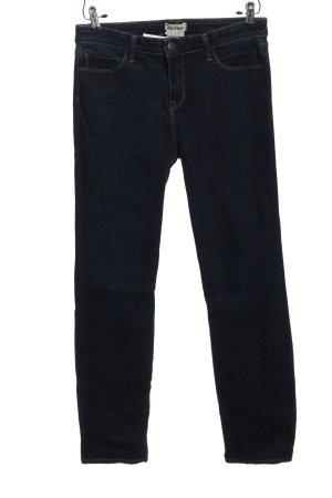 L'Agence Pantalone cinque tasche nero stile casual