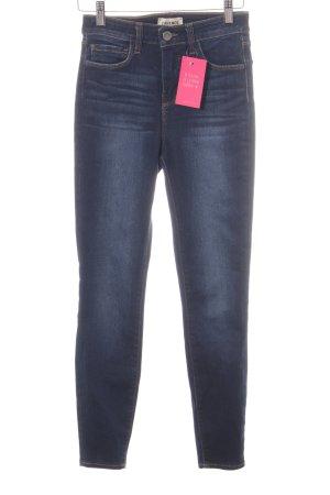 L'Agence Skinny Jeans blau Casual-Look