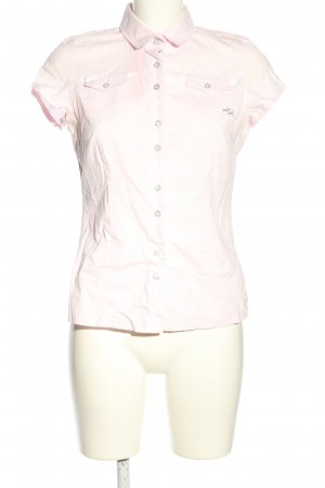 L'Argentina Kurzarmhemd pink Casual-Look