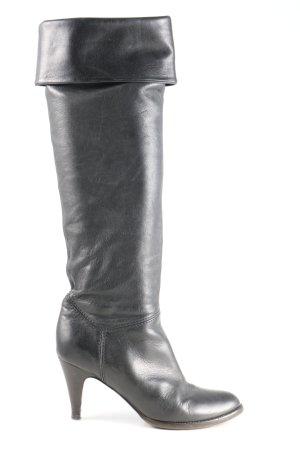 L'Autre Chose Absatz Stiefel schwarz Casual-Look