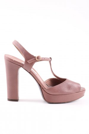 L'Autre Chose High Heels pink Business-Look