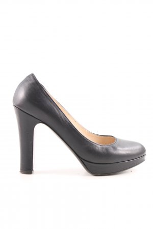 L'Autre Chose High Heels schwarz Business-Look
