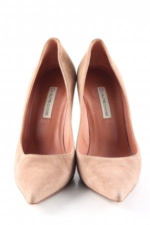 L'Autre Chose High Heels lila-nude Business-Look