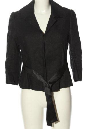 L'Autre Chose Blazer corto nero stile casual