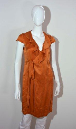L'Autre Chose Blusa in seta multicolore Seta