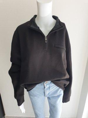 L Cardigan Pullover Sweatshirt Hoodie Strickjacke oversize sweater Pulli True Vintage Jacke Bluse
