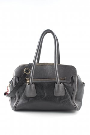 L.credi Bowling Bag black-light grey business style
