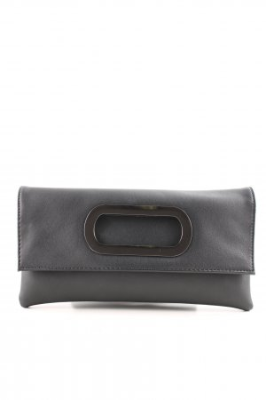 L.credi Clutch schwarz Casual-Look