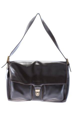 L.credi College Bag black business style