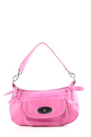 L.credi Handtasche pink Casual-Look