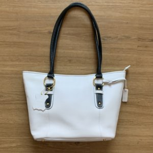 L. CREDI Handtasche echtes Leder