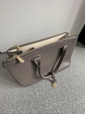 L.Credi Handtasche grau, ungetragen
