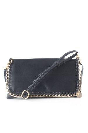 L.credi Handtasche schwarz Business-Look