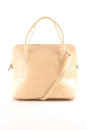 L.credi Henkeltasche nude Business-Look