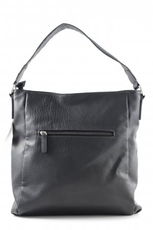 L.credi Henkeltasche schwarz Business-Look