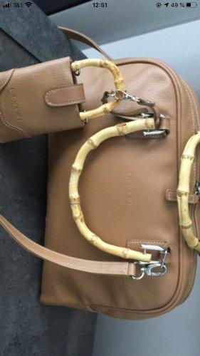 L Credi Lederhandtasche