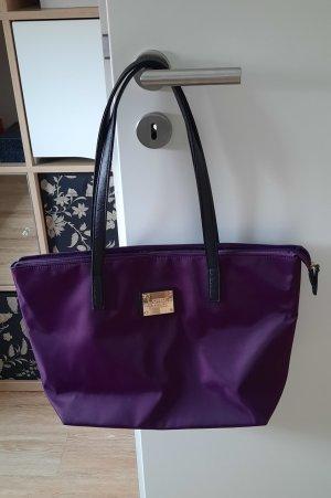 L.credi Shopper gold-colored-dark violet