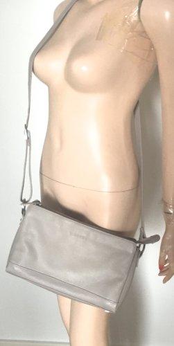 L.credi Pochette Crossbody Handtasche beige wie neu