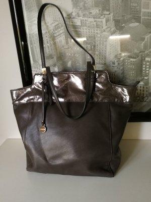 L.Credi Shopper Tasche grau