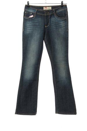 L.e.i. Jeans bootcut bleu style décontracté