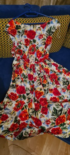 L.k. bennett Petticoat Dress multicolored