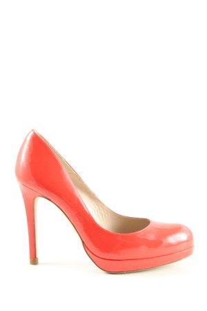 L.k. bennett High Heels rot Business-Look