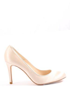 L.k. bennett High Heels creme Business-Look