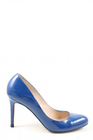 L.k. bennett High Heels blau Business-Look