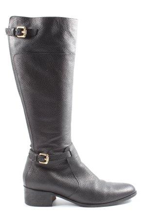 L.k. bennett Wide Calf Boots black casual look