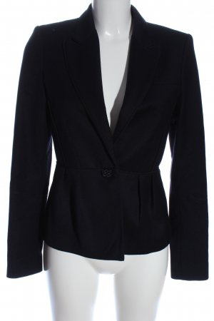 L.k. bennett Blazer in lana nero stile professionale