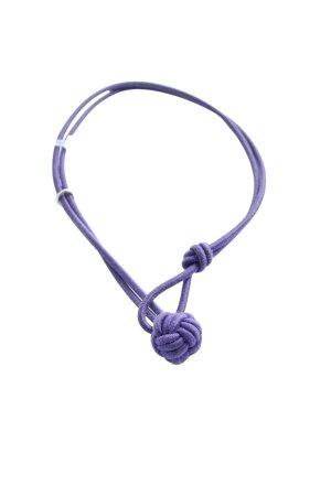 L&L Bracelet lilac casual look